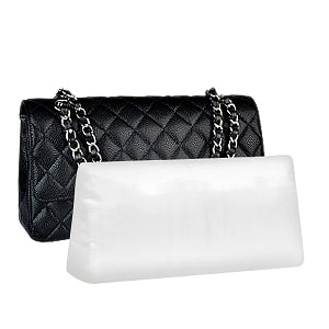 White Satin Bag Pillow