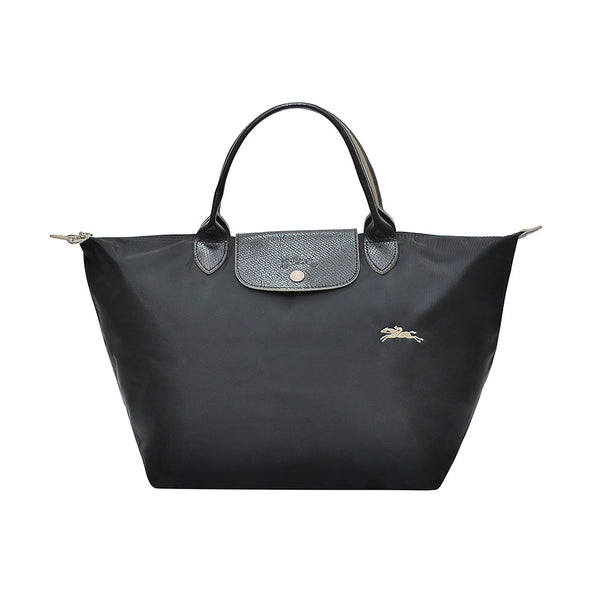 Noir Le Pliage Club Top Handle M