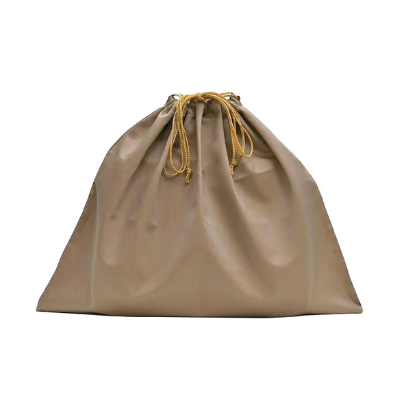 Pale Gold Fabric Luxury Dustbags