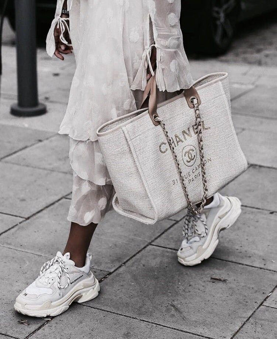 7 stylish white trainers you'll want to wear now and all year