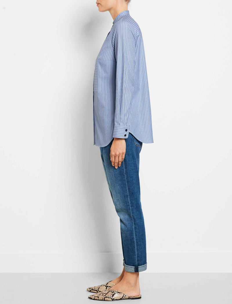 collarless shirts uk women