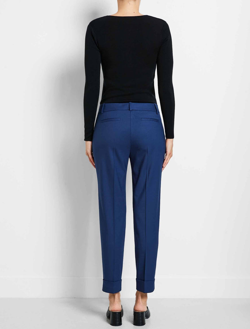 wool workwear trousers for women