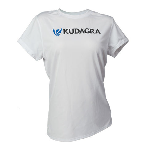 Picture of KUDAGRA Women's White Performance Shirt
