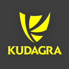 KUDAGRA Neon Yellow Car Window Decal