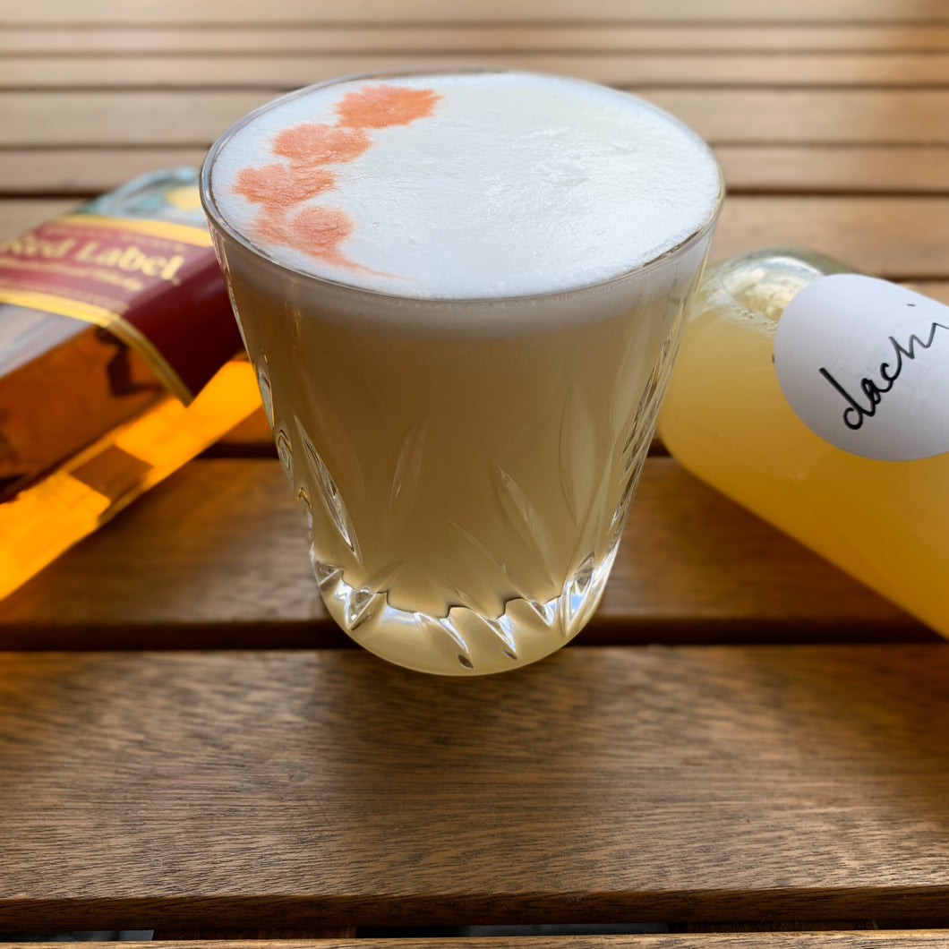 Classic Whisky Sour