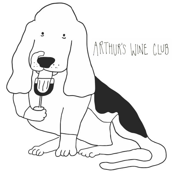 Arthur's Wine Club - Four Bottle Mixed Pack - Orange  Wine Edition!