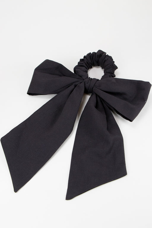 A-Bronze-Age-Florence-Bow-Black-Cotton