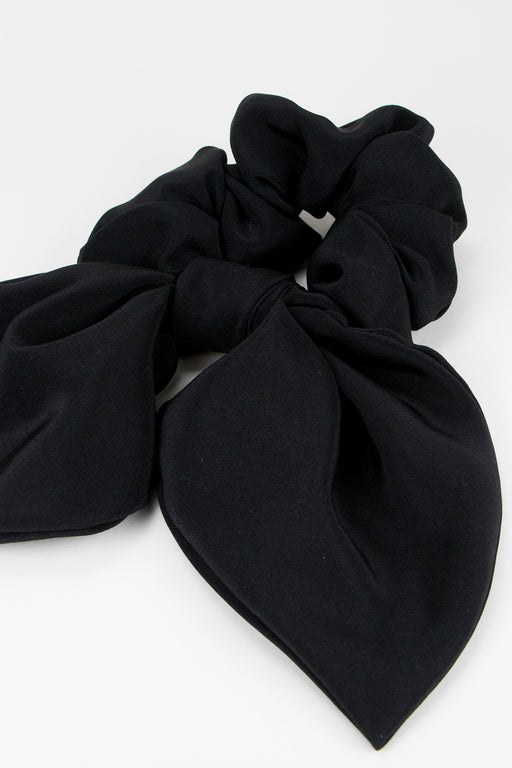 A-Bronze-Age-Large-Petal-Bow-Black-Silk