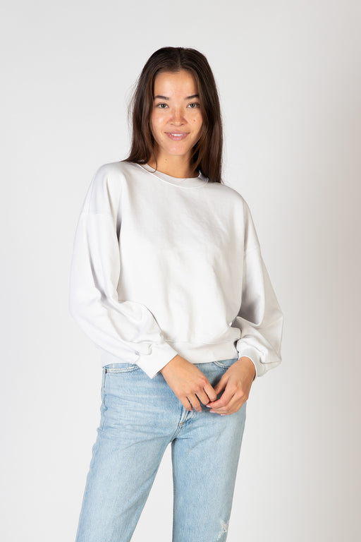 AGOLDE-Balloon-Sleeve-Sweatshirt-Paper-Mache