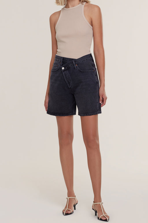 AGOLDE-Criss-Cross-Upsized-Shorts-Photogram