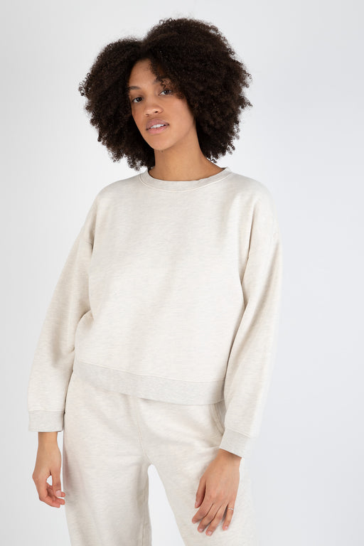 AGOLDE-Nolan-Drop-Shoulder-Sweatshirt-Oatmeal