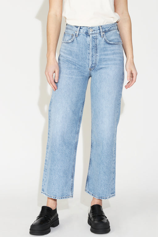 Ren High Rise Wide Leg Jean