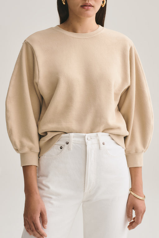 Thora 3/4 Sleeve Sweatshirt