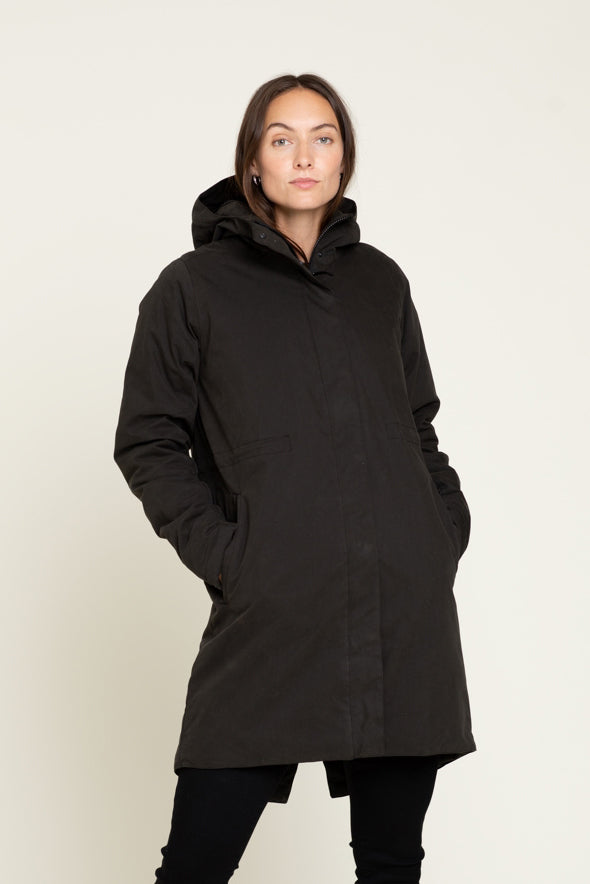 NORTHLANDS INSULATED JACKET BLACK