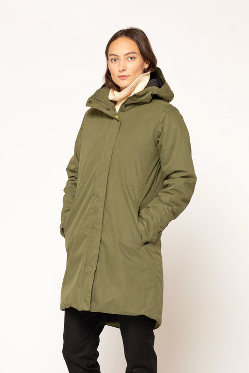 NORTHLANDS INSULATED JACKET LODEN
