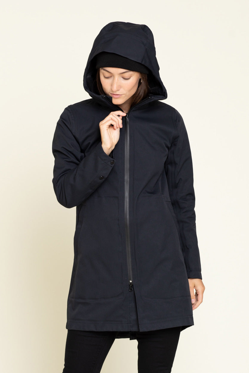 BARO WOODLANDS JACKET BLACK