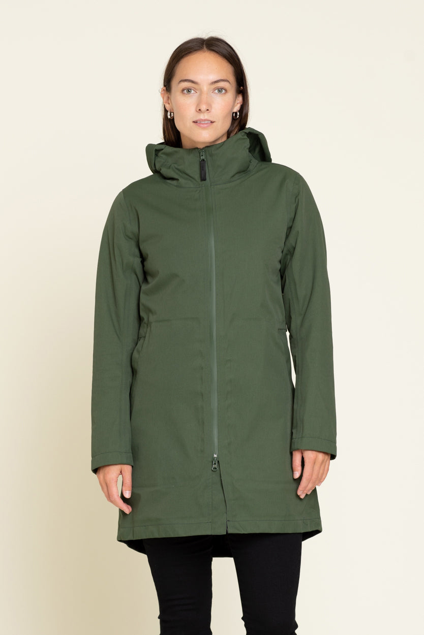 BARO WOODLANDS JACKET DARK FERN
