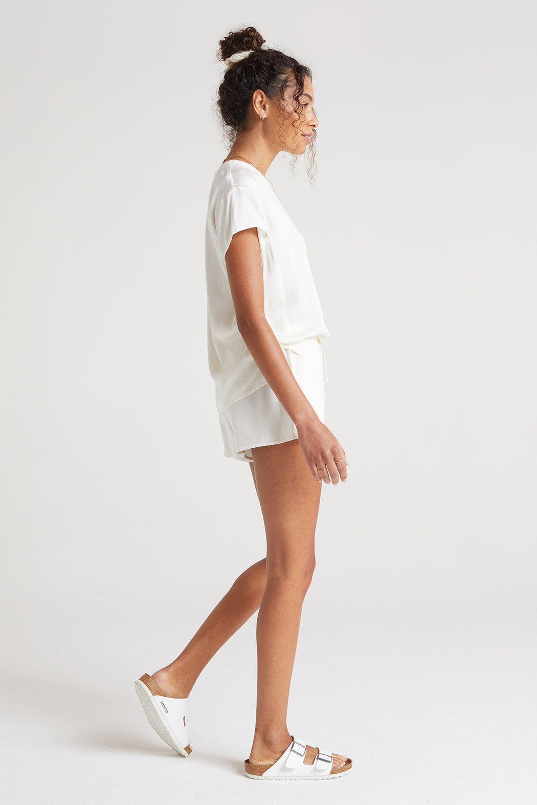 Bella-Dahl-Flowy-Short-in-Pearl-White