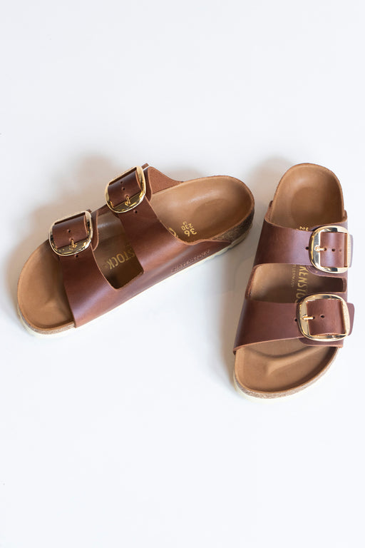 Birkenstock Arizona Big Buckle Sandal Antique Brown