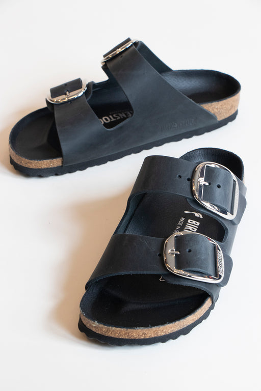 Birkenstock Arizona Big Buckle Sandal Black