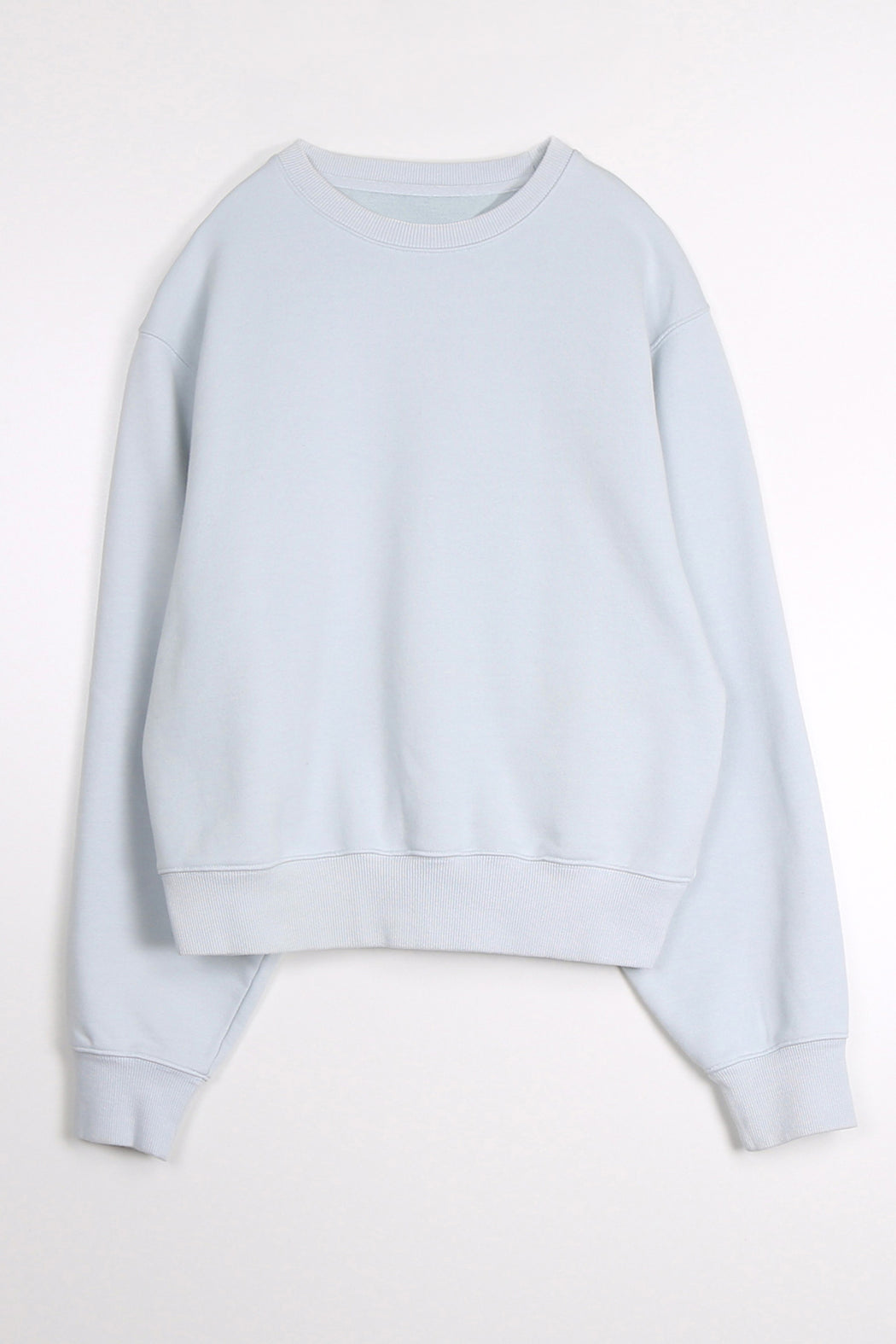 Brunette-the-Label-Best-Friend-Crew-Neck-Sweater-Summer-Sky-Flat