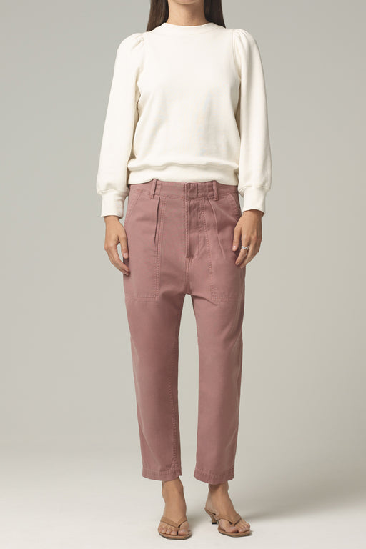 Citizens of Humanity Harrison Tapered Pant Redwood