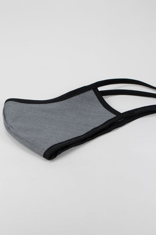 Citizens of Humanity Cotton Face Mask in Graphite