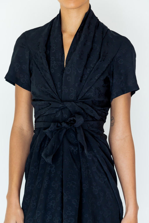 Caron Callahan Jocelyn Dress Black
