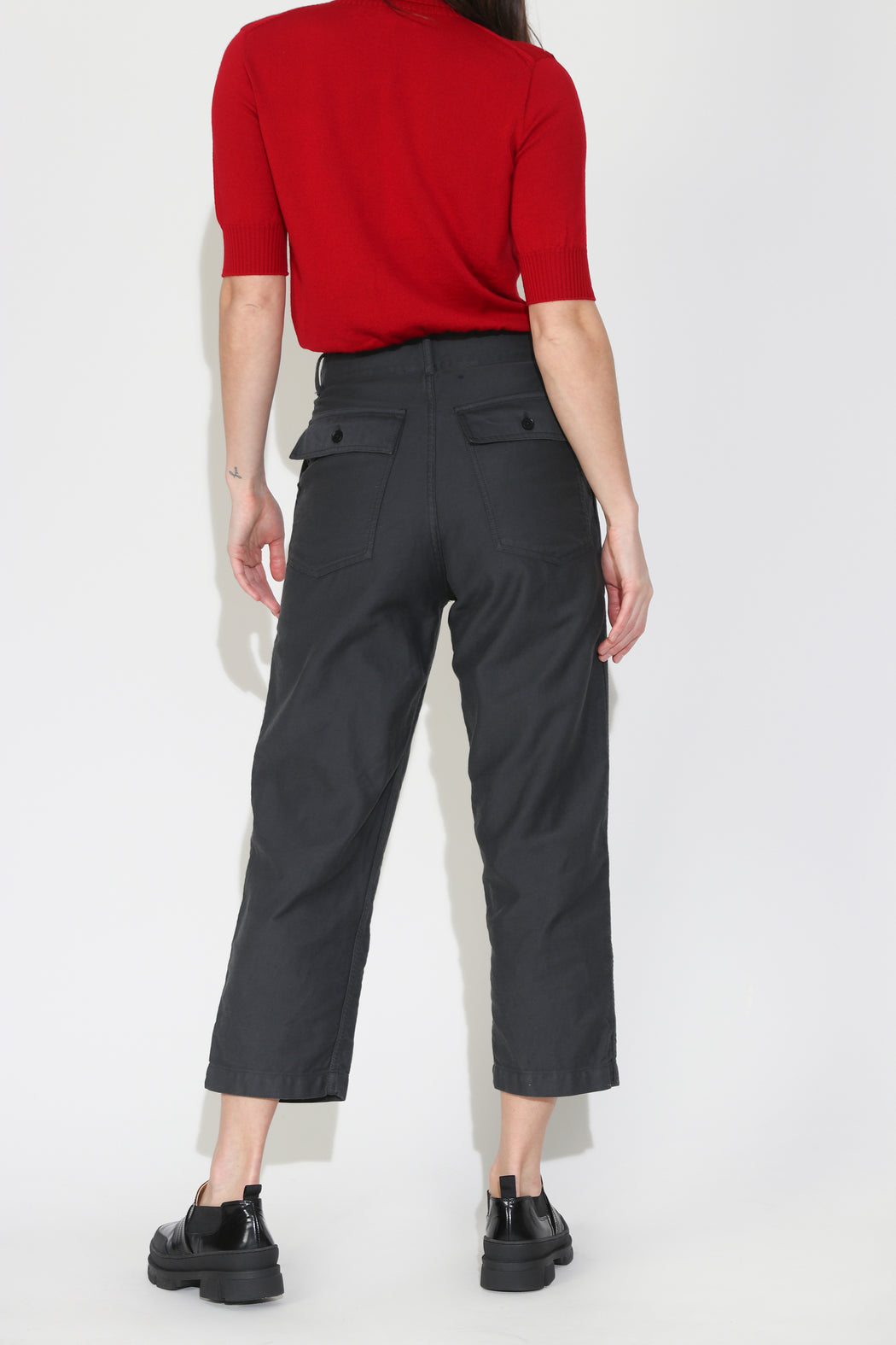 Caron Callahan Howell Pant in Charcoal