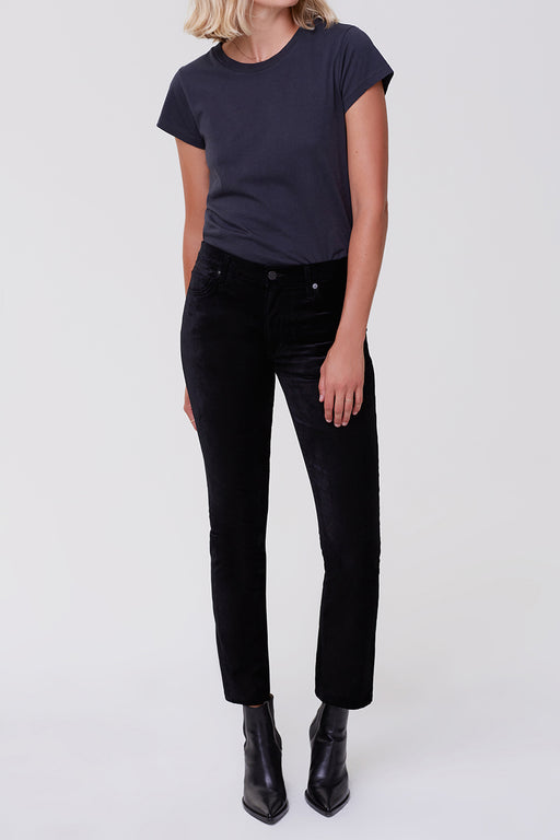 Citizens-of-Humanity-Skyla-Pant-Black-Velour