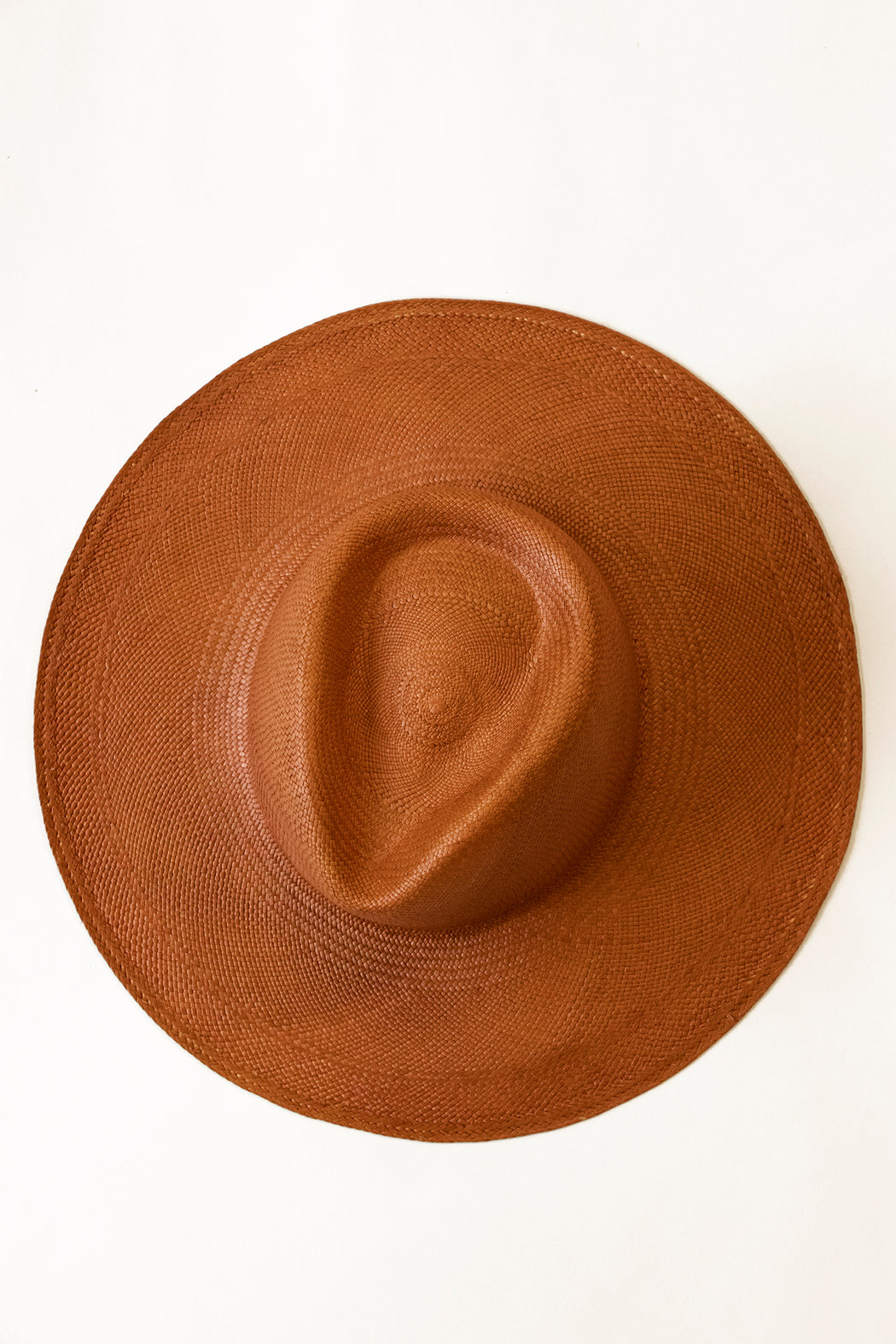 Clyde's Caro Hat in Ancho