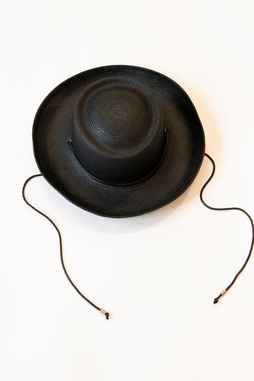 Clyde's Gambler Hat in Black