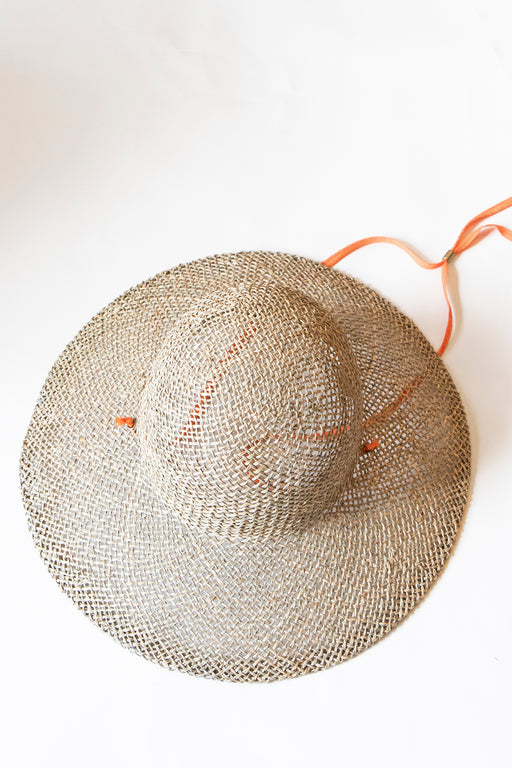 Clyde's Koh Hat in Seagrass