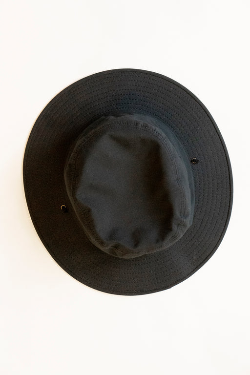 Clyde's Trail Hat in Black