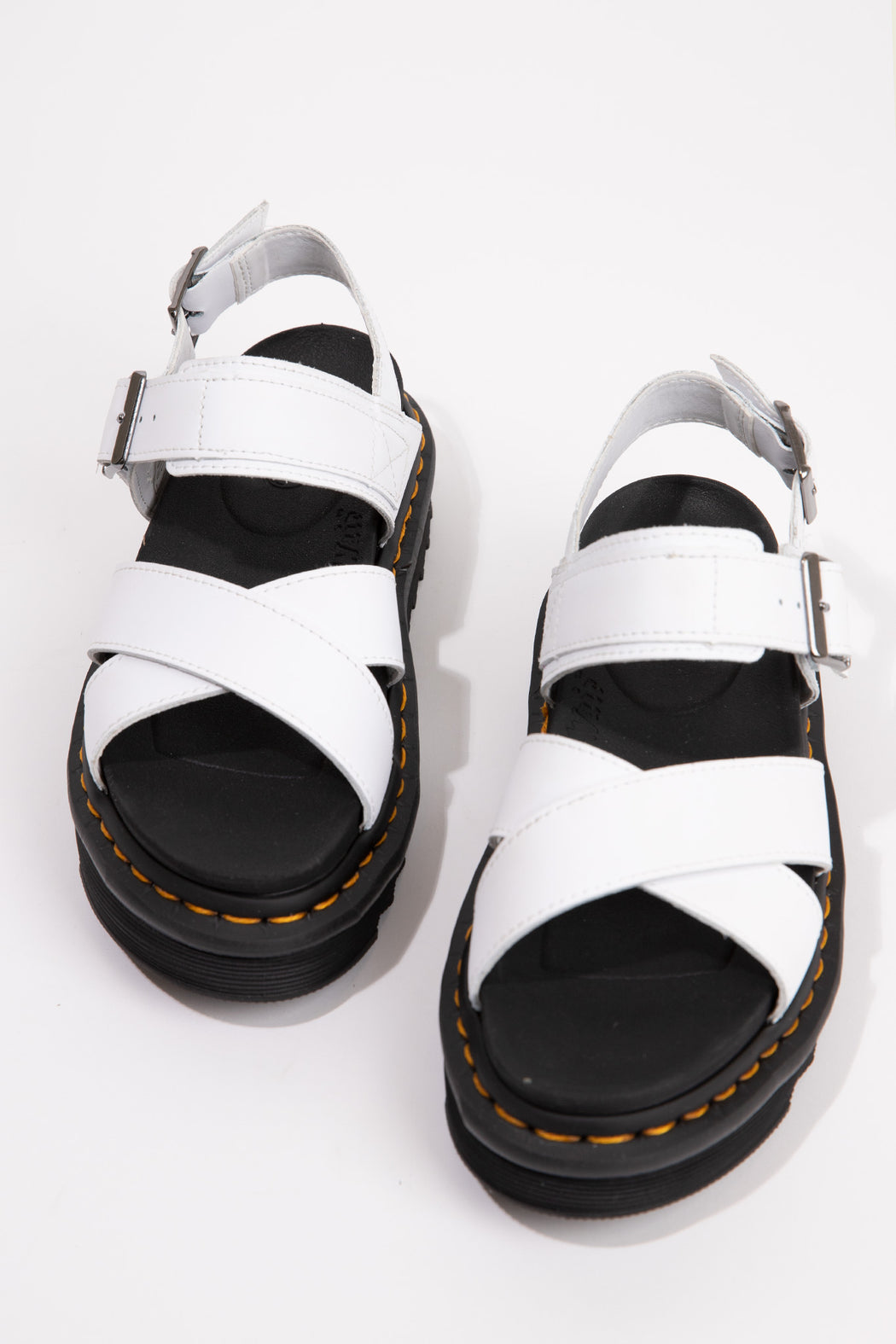 Dr-Martens-Voss-II-Leather-Strap-Sandals-White