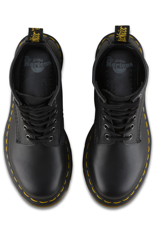 Dr Martens 1460 Nappa Leather Lace Up Boot Black