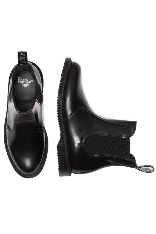 Flora Smooth Leather Chelsea Boot