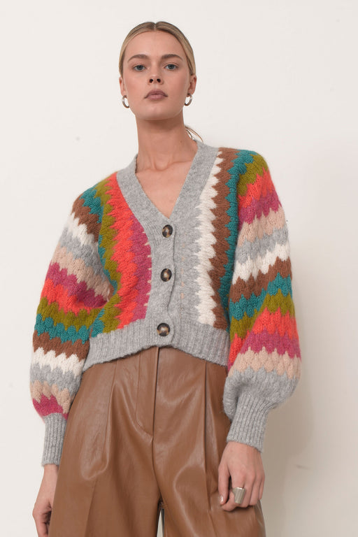 Eleven Six charlie Cardigan Multicolor