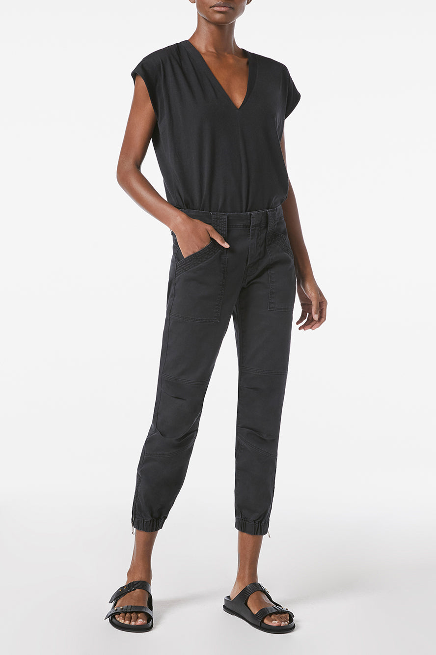 FRAME-Banded-Bottom-Trapunto-Moto-Pant-Washed-Black