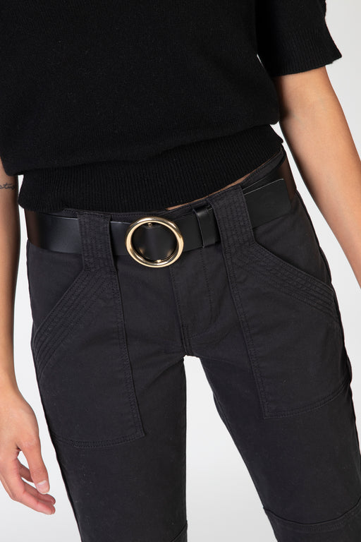 FRAME-Le-Circle-Belt-Noir