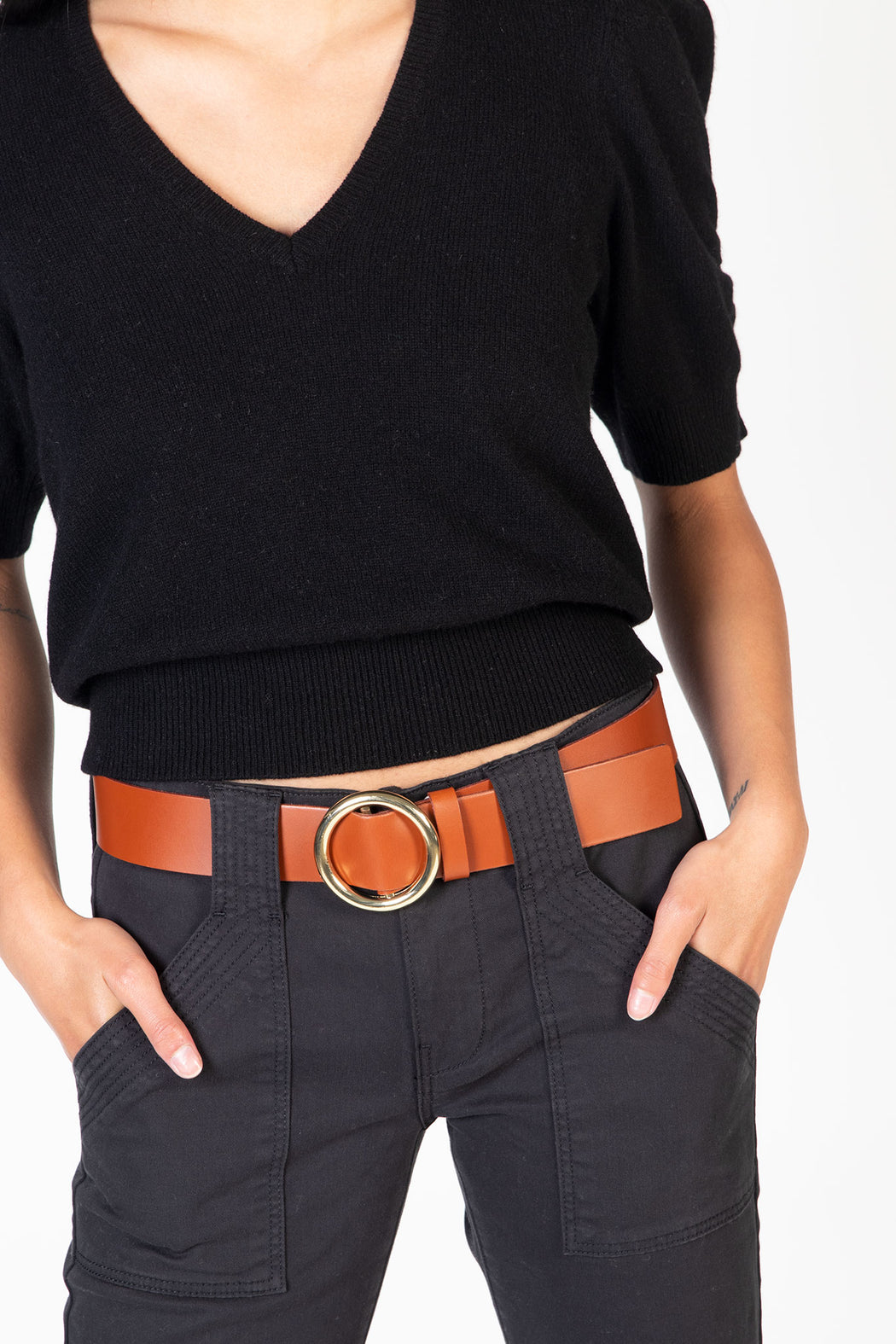 FRAME-Le-Circle-Belt-Whiskey