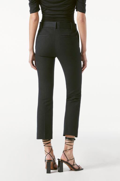 FRAME-Le-Crop-Mini-Boot-Trouser-Noir