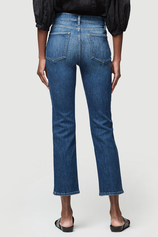 FRAME Le High Straight Jean Bestia