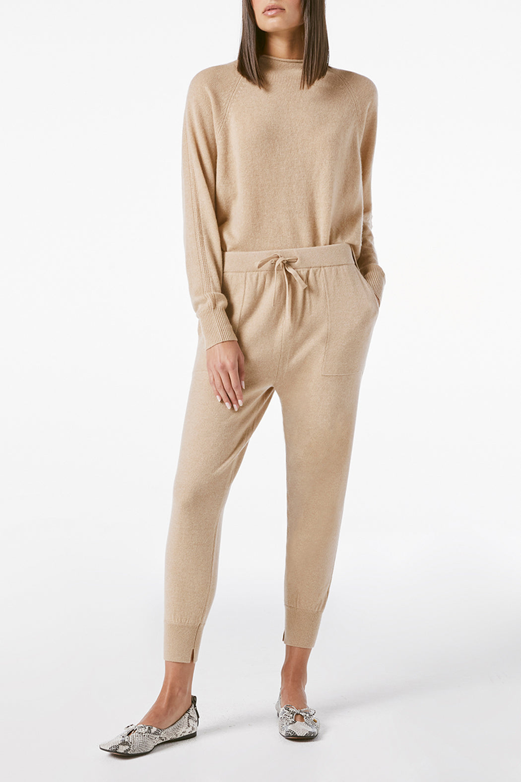 Frame-Cashmere-Lounge-Jogger-Caramel-Heather