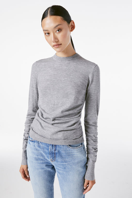Frame-Luxe-Crew-Sweater-Gris-Heather