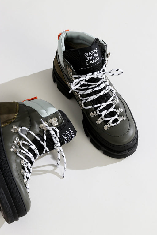 GANNI SPORTY HIKING BOOT KALAMATA