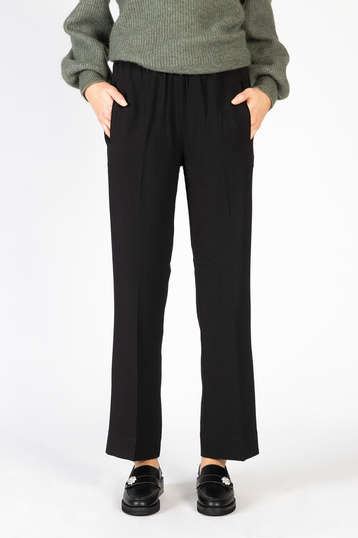Ganni-Heavy-Crepe-Trousers-Black