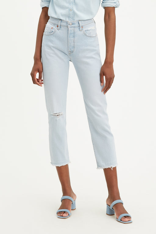 501® Original Stretch Cropped Women's Jean