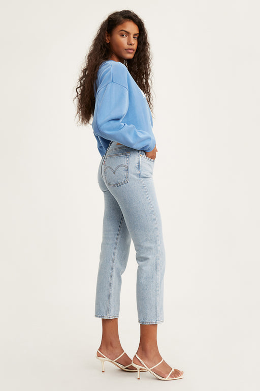 Levi's Wedgie Fit Straight Jean Montgomery Baked