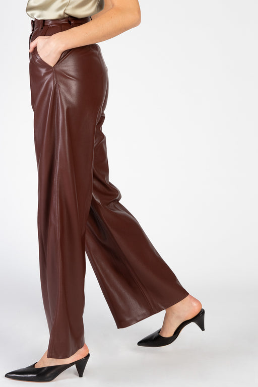 Nanushka-Cleo-Vegan-Leather-Pants-Plum
